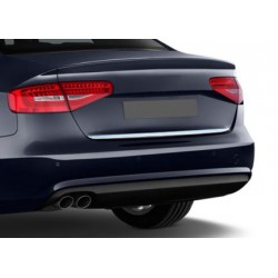 Rear bumper sill cover for Audi A4 2008-[...]