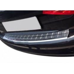 Rear bumper sill cover alu for 2008 Audi A4 AVANT-[...]