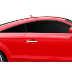 Chrome for Audi TT door handle covers