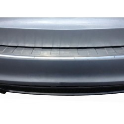 Rear bumper sill cover alu for Audi Q5 2008-[...]