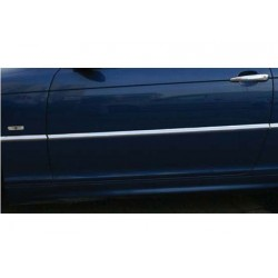 Covers rods doors chrome for BMW series 3 1998-2005