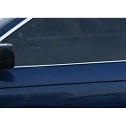 Window trim cover chrom alu for BMW series 3 1998-2005