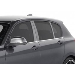 Window trim cover chrom alu for BMW series 1 2011-[...]
