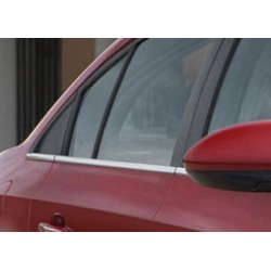 Window trim cover chrom alu for Chevrolet CRUZE 2009-[...]