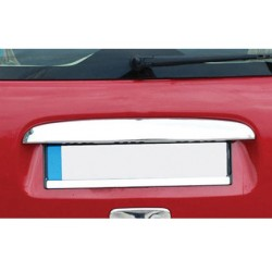Trunk chrome for Citroen BERLINGO handle covers I 1996-2008 - a back door