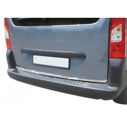 Rear bumper sill cover for Citroen BERLINGO II 2008-2012