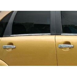 Citroen C3 5 door chrome door handle covers
