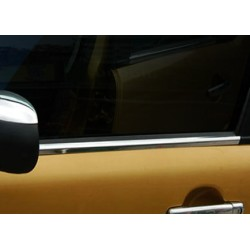 Window trim cover chrom alu for Citroen C3 2002-2009