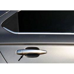 Covers for Citroen C3 PICASSO chrome door handle