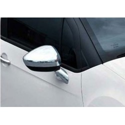 Covers mirrors stainless chrome for Citroen C4 2012-[...]