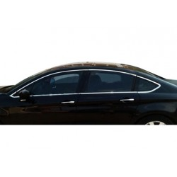 Outline of window chrome alu for Citroen C5 2008-[...]