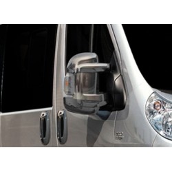Chrom mirror cover for Citroen JUMPER 2006-[...]