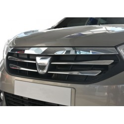 Rod's grille chrome for Dacia LODGY 2012-[...]