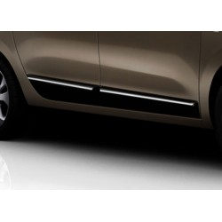 Covers rods doors chrome for Dacia LODGY 2012-[...]