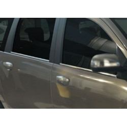 Window trim cover chrom alu for Dacia LODGY 2012-[...]