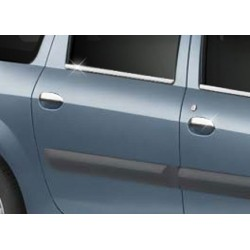 Dacia LOGAN chrome door handle covers