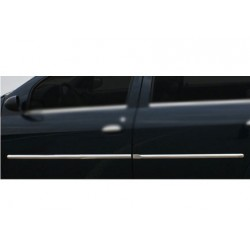 Covers rods doors chrome for Dacia LOGAN 2005-[...]