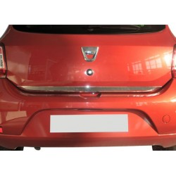 Rear bumper sill cover for Dacia SANDERO II 2012-[...]