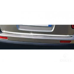 Rear bumper sill cover for Fiat SEDICI 2005-2012
