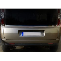 Trunk chrome for Fiat DOBLO II 2010-[...] handle covers