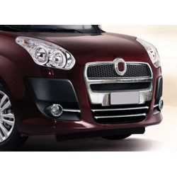 Added chrome bumper before Fiat DOBLO II 2010-[...]