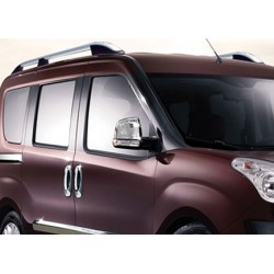 Chrom mirror cover for Fiat DOBLO II 2010-[...]