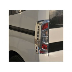 Contour chrome for taillights Fiat FIORINO/QUBO 2007-[...]