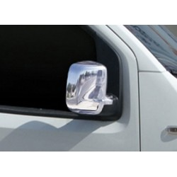 Covers mirrors stainless chrome for Fiat FIORINO/QUBO 2007-[...]