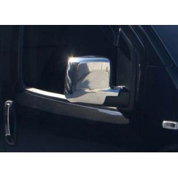 Chrom mirror cover for Fiat FIORINO/QUBO 2007-[...]