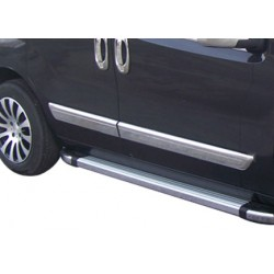 Covers rods doors chrome for Fiat FIORINO/QUBO 2007-[...]