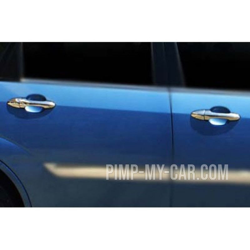 Chrome for Ford FOCUS door handle covers