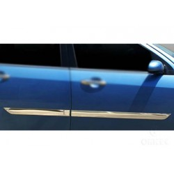Covers doors for Ford FOCUS chrome rods I 1998-2005