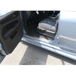 Door sill cover for Ford FOCUS II Facelift 2008-2011