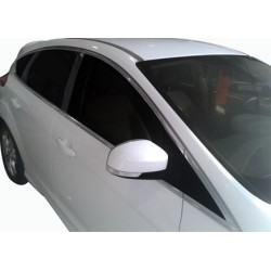 Outline of window chrome alu for Ford FOCUS III 2011-[...]