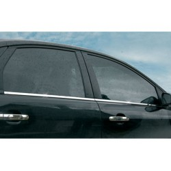 Window trim cover chrom alu for Ford C - MAX I 2003-2010