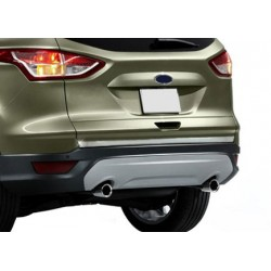 Rear bumper sill cover for Ford KUGA II 2013-[...]