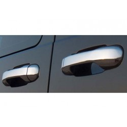 Ford CONNECT 3-door chrome door handle covers