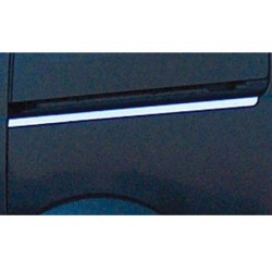 Moulding chrome sliding door notch Ford CONNECT 2002-[...]