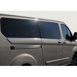 Window trim cover chrom alu Ford TRANSIT TOURNEO/CUSTOM 2013-[...]