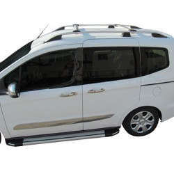 Ford TOURNEO COURIER chrome door handle covers