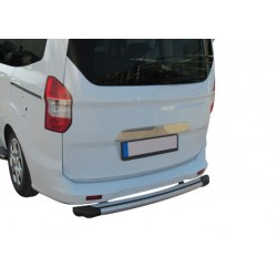 Cover handle trunk chrome for Ford TOURNEO COURIER 2014 -]