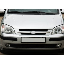Rod's grille chrome for Hyundai GETZ 2002-2011