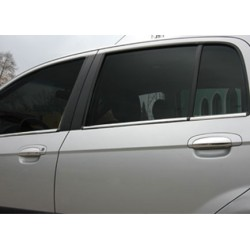 Window trim cover chrom alu for Hyundai GETZ 2002-2011