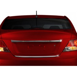 Cover handle of trunk chrome for Hyundai ACCENT BLUE/SOLARIS 2012-[...]