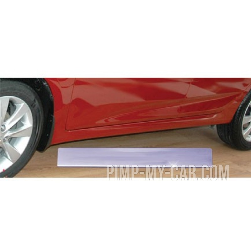 Door sill cover for Hyundai ACCENT BLUE 2012-[...]