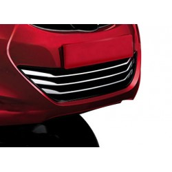 Added chrome bumper before Hyundai ELANTRA IV 2011-[...]