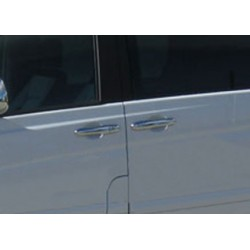Mercedes VANEO W414 chrome door handle covers