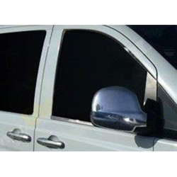 Window trim cover chrom alu for Mercedes VITO W639 2003-[...]