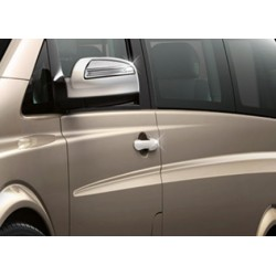 Mercedes VIANO chrome door handle covers
