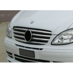 Rod's grille chrome for Mercedes VIANO 2004-2010